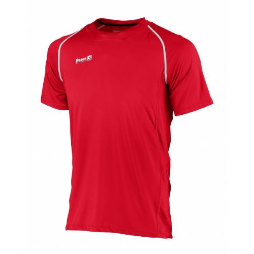 Reece Core Shirt Red Unisex Senior